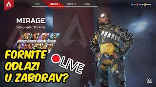 APEX LEGENDS | Zamjena za Fornite?!
