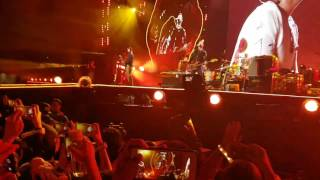 coldplay fix you viva la vida live in south korea 콜드플레이 내한공연 2017 04 15
