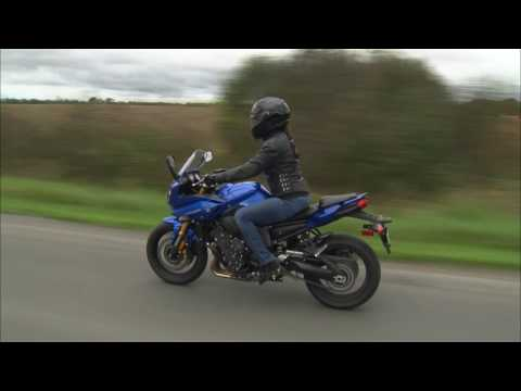 Yamaha Fazer 8 Motorcycle Experience Road Test