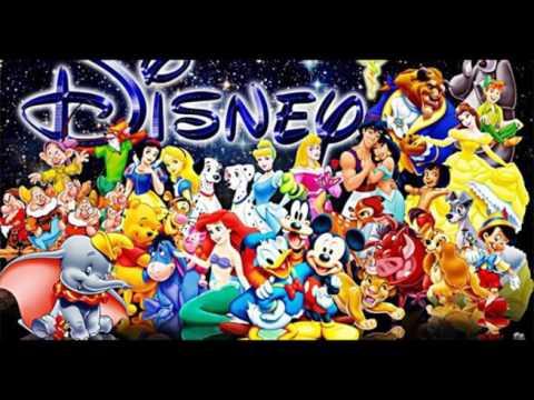 Disney song mashup