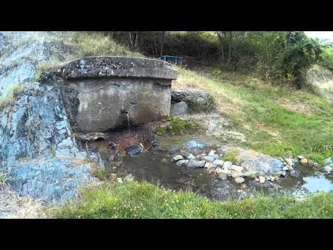 Prirodni Izvor Slatina - Sumporna mineralna voda (Source sulfuric mineral water)