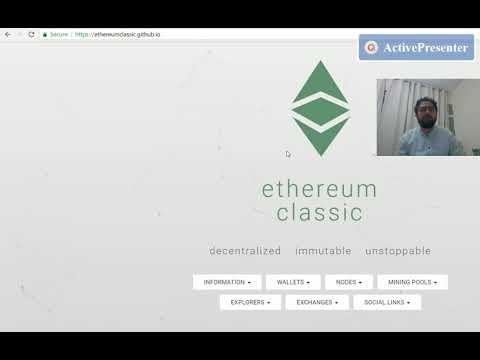 Blockchain Know Your Coin (KYC) Series - ETC Hardfork how to get Callisto Airdrop