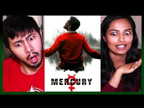 MERCURY | Karthik Subbaraj | Prabhudeva | Teaser Trailer Reaction!