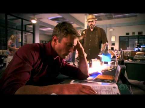 Funny Scene from Dexter S06 | Joey Quinn