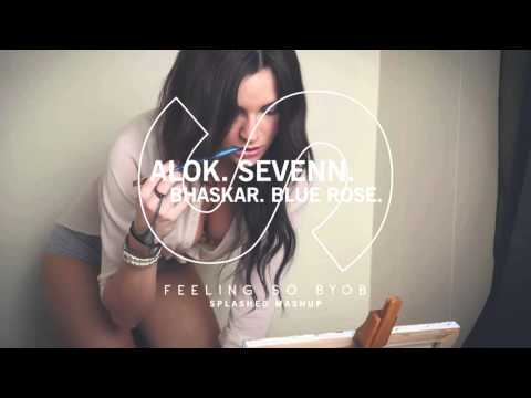 Alok Sevenn x Bhaskar Blue Rose - Feeling So Byob Splashed Mashup