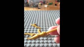 Lego Ninjago: How to make the Mega Weapon