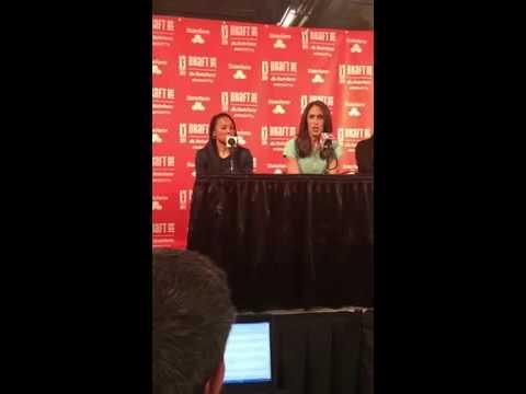 Rebecca Lobo weighs in on UCONN