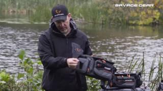Savage Gear US-SG System Box Bag S 3 Boxen /& PP Beutel
