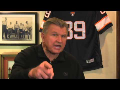 Coach Mike Ditka on Gridiron Greats
