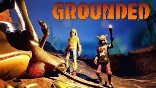 Grounded Multiplayer ★ Co-op Survival Bauen und Jagen ★ PC Multiplayer Gameplay Deutsch German