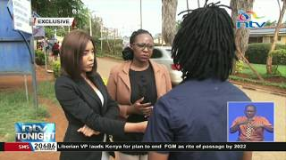 EXCLUSIVE: JKUAT student who was assaulted by police speaks