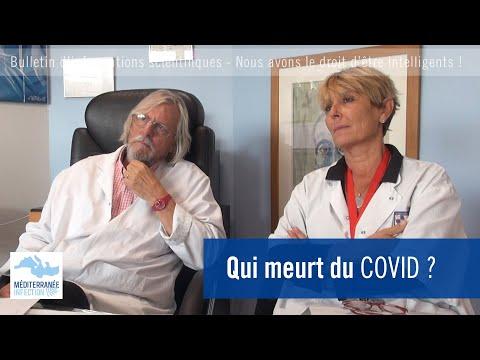 Qui meurt du COVID ?