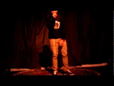 RAINEY - Gotham City//Clayface Live @ Nuyorican Poet's Cafe in NY