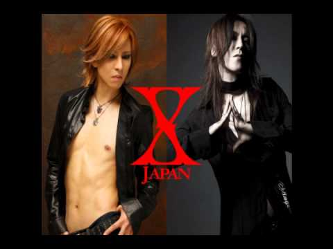 Forever Love ギター練習用 (for guitar) X japan