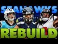 Greatest Defense Ever! Fantasy Rebuild of the Seattle Seahawks | Madden 19 Franchise