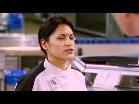 Hell S Kitchen Andrea
