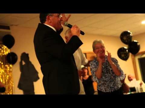 Lou Abbato Judges a Dance Off