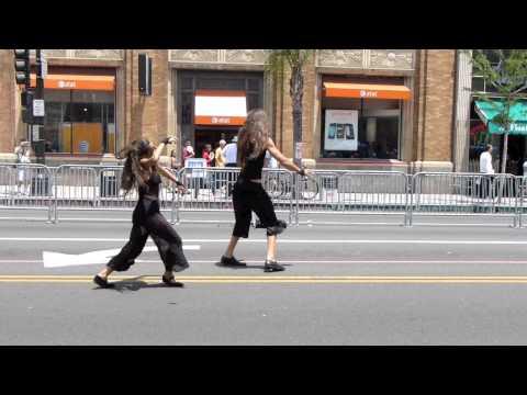Pasadena Music Festival Dance Duo June 2013