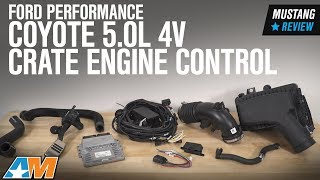 2015-2017 Mustang GT Ford Performance Coyote 5.0L 4V Crate Engine Control Pack Review