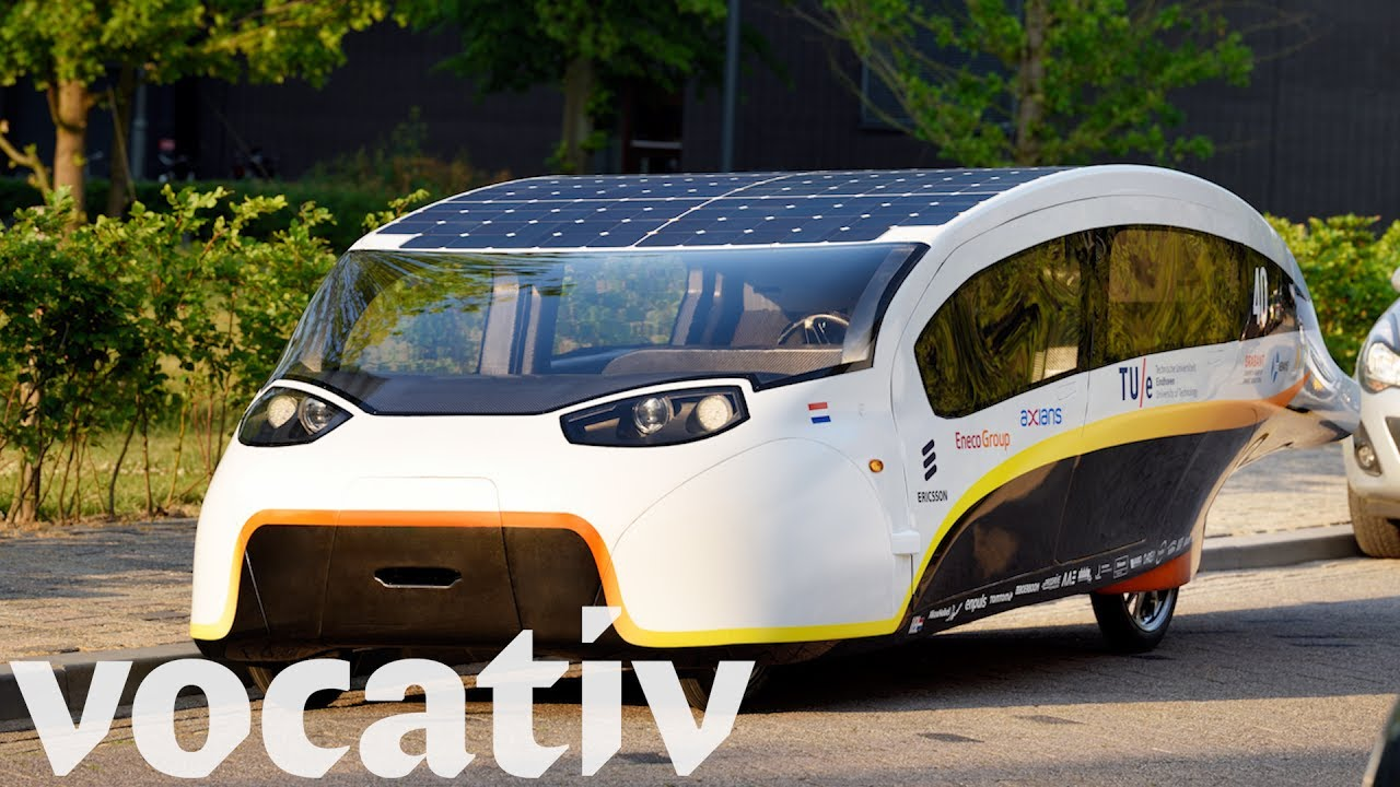 The Stella Vie Solar Car Hopes To Charge Past Compeion In World Challenge