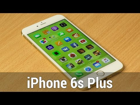 iPhone 6s Plus обзор фаблета. Все особенности Apple iPhone 6s Plus. Полный обзор от FERUMM.COM