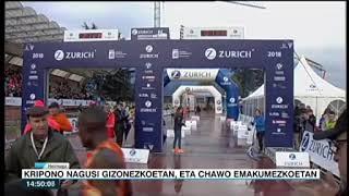 Zurich Maratón Donostia en EITB Gaur Egun 25.11.18