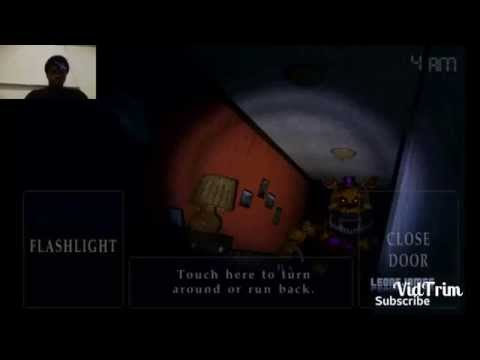 FNAF 4 Android/IOS Gameplay!!! Night #5