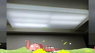LED조명 형광등조명 ~ 전하아이파크 형광등거실등을 L…