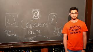 A discussion by SafeTeensOnline Ambassadors on Online Privacy Policies