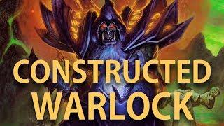 Even Warlock vs sooo many Odd Paladins [Hearthstone Boomsday]