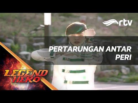Legend Hero RTV : Pertarungan Antar Peri