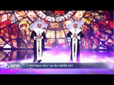 YANIS & ANDREA FINALE DE LA MEILLEURE DANSE M6/W9. MEDLEY CINEMA CHOREGRAPHIE YANIS MARSHALL.