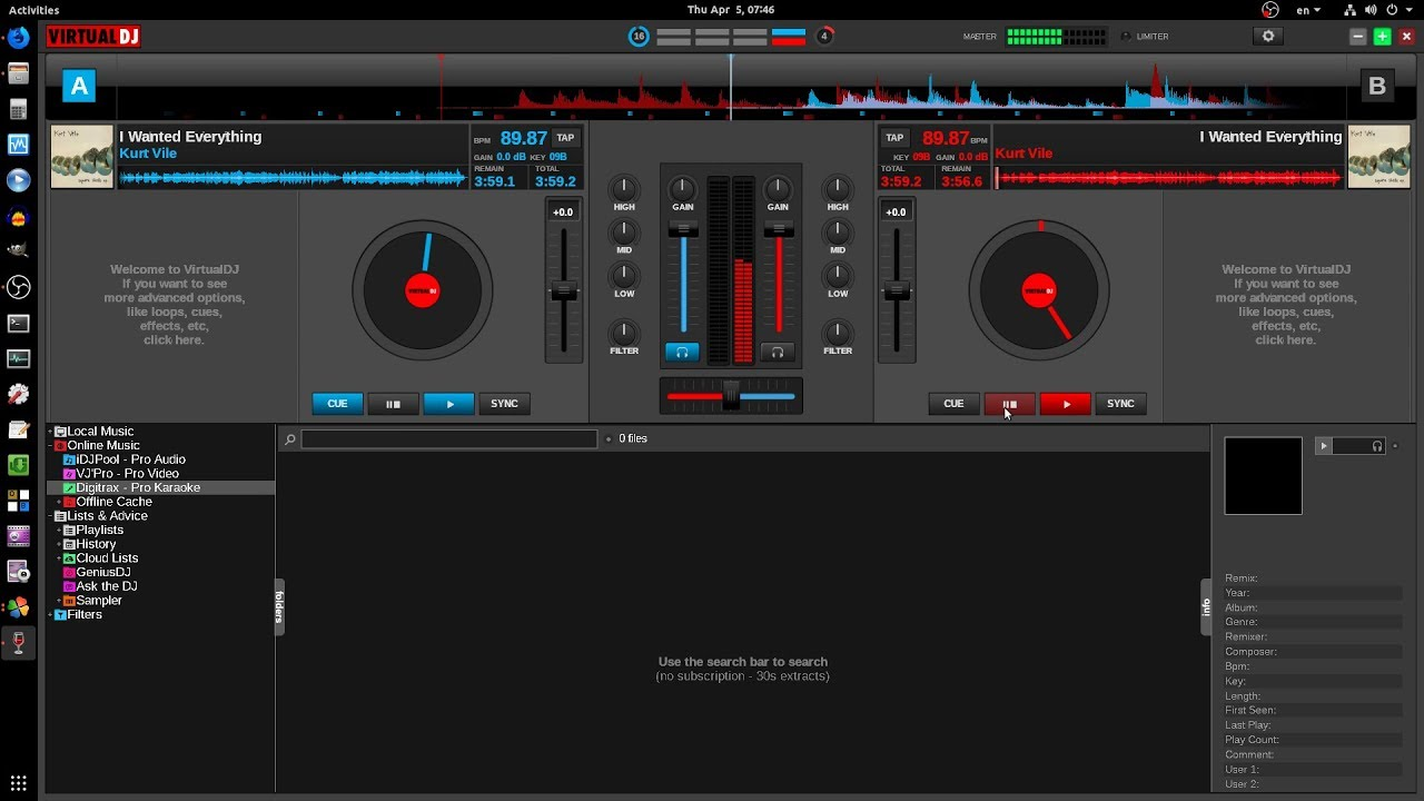 Ubuntu Install Virtual Dj Full V8 X Youtube