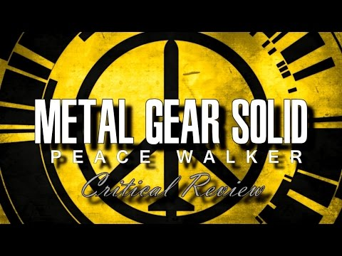 Critical Review - MGS: Peace Walker