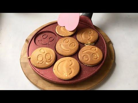 Kahvaltılık pankek tarifi | Çocuklar bayılıyor:) pancake