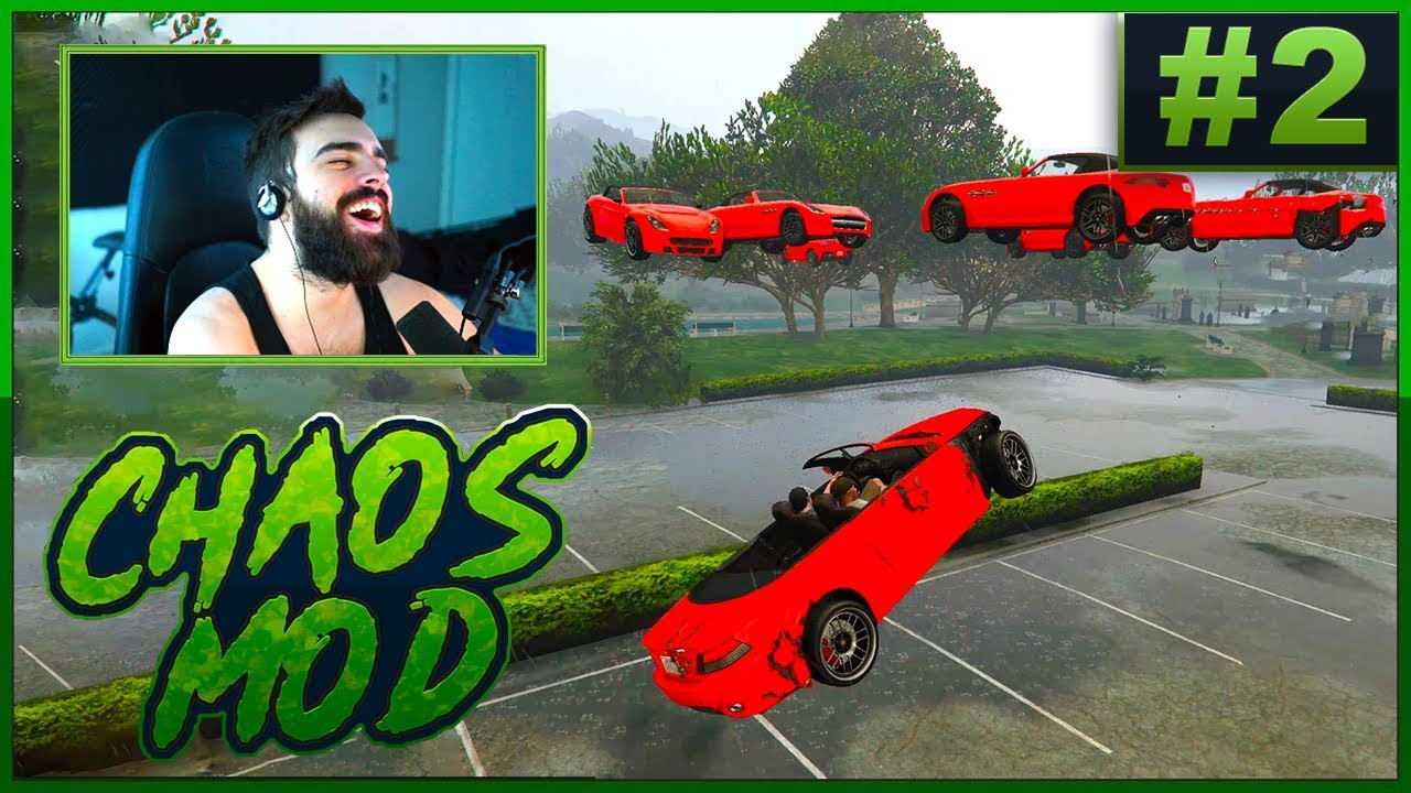Download GTA V Chaos Mod! #2 - Everything Is Possible (Random Effect Every 30 Seconds) - S01E02
