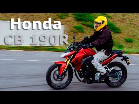 Honda CB190 R - la nueva opción naked de baja cilindrada | Autocosmos