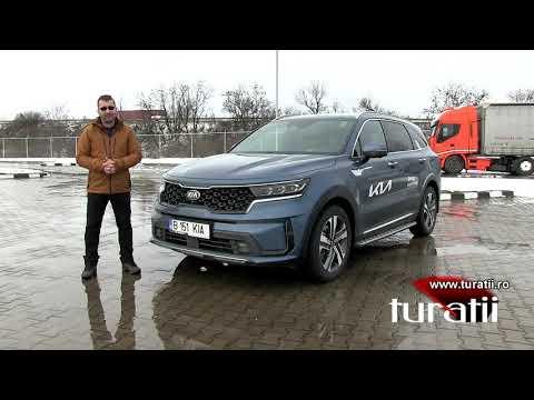 Kia Sorento 1.6 T-GDI HEV 6AT 4x4 video 1 of 5