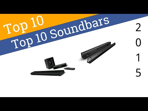 Top 10 Soundbars 2015