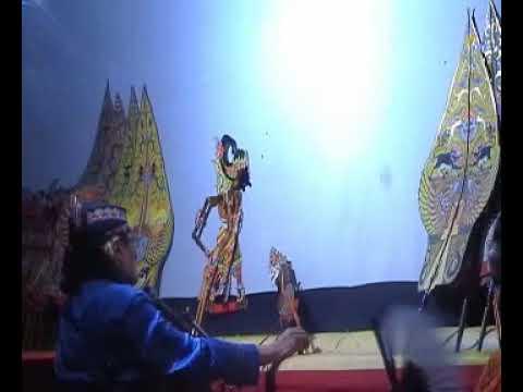 Wayang Kulit Ki Sugino Siswocarito (Alm) dari Notog - Patikraja Lakon ABIMANYU KROMO Disc 4