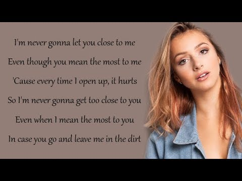 Sam Smith - TOO GOOD AT GOODBYES (Emma Heesters & Samantha Harvey Cover) (Lyrics)