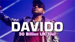 Davido 30 Billion Concert Live Performance, London 2018