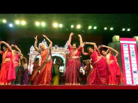 Senior Citizens dance -Semiclassical Style / シニアチームのセミクラシカルダンス