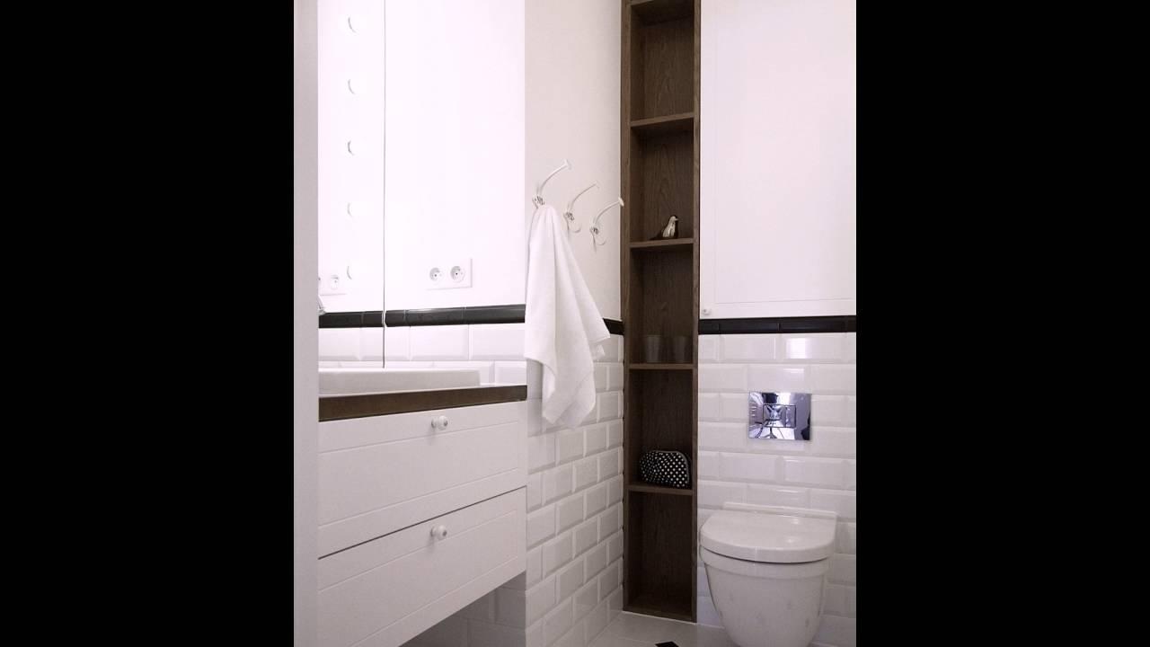 elegante holz corner regal im badezimmer youtube