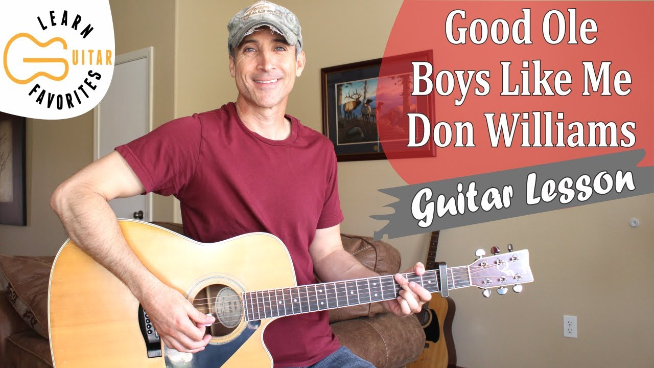 Everything That Glitters Is Not Gold   Dan Seals   Guitar Lesson ...