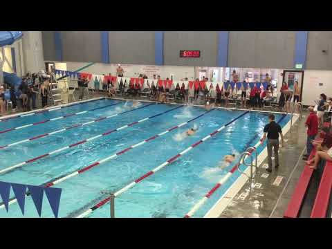400 Freestyle Relay  I  Ben Lomond High School  I  2018