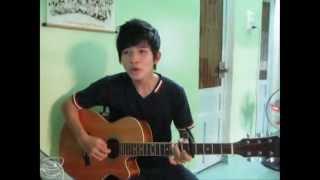 [Bích Phương] - Vâng Anh Đi Đi - Guitar Cover V.B (tone nam)