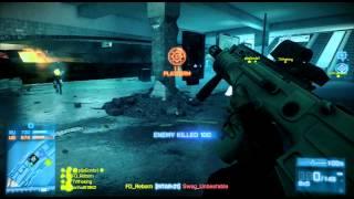 Battlefield 3 HD Quality Test (PS3)