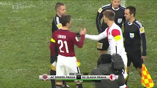 AC Sparta Praha – SK Slavia Praha 3-3  17.03.2018