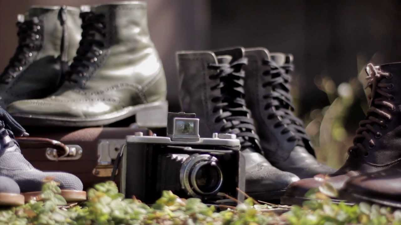 California High-Top Sneakers // Black (US: 9.5) video thumbnail